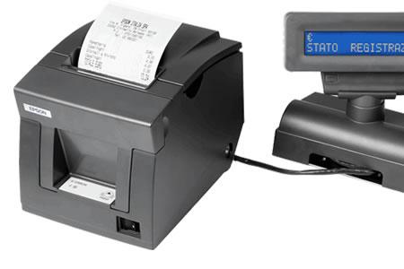 Stampante fiscale Epson FP81