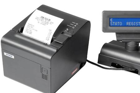 Stampanti termiche per comande