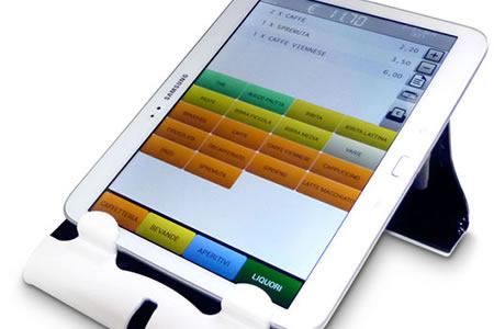 TCash, cassa fiscale tablet